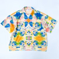 Munited Kingdomai YUHEI - Tie Dye Boy s/s shirt<img class='new_mark_img2' src='https://img.shop-pro.jp/img/new/icons10.gif' style='border:none;display:inline;margin:0px;padding:0px;width:auto;' />