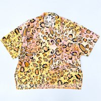 Munited Kingdomai YUHEI - Leopard s/s shirt<img class='new_mark_img2' src='https://img.shop-pro.jp/img/new/icons10.gif' style='border:none;display:inline;margin:0px;padding:0px;width:auto;' />