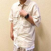 Active s/s shirt / BEG<img class='new_mark_img2' src='https://img.shop-pro.jp/img/new/icons10.gif' style='border:none;display:inline;margin:0px;padding:0px;width:auto;' />