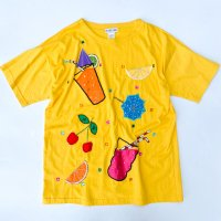 Tropical decoration T-shirt