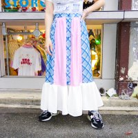QFD - Switching long skirt<img class='new_mark_img2' src='https://img.shop-pro.jp/img/new/icons10.gif' style='border:none;display:inline;margin:0px;padding:0px;width:auto;' />