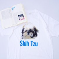 DMC - Shih Tzu T-shirt<img class='new_mark_img2' src='https://img.shop-pro.jp/img/new/icons10.gif' style='border:none;display:inline;margin:0px;padding:0px;width:auto;' />