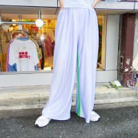 QFD - Satin pants / Lilac<img class='new_mark_img2' src='https://img.shop-pro.jp/img/new/icons10.gif' style='border:none;display:inline;margin:0px;padding:0px;width:auto;' />
