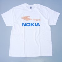 NOKIA T-shirt<img class='new_mark_img2' src='https://img.shop-pro.jp/img/new/icons10.gif' style='border:none;display:inline;margin:0px;padding:0px;width:auto;' />