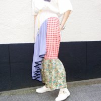 AWA - pereskia skirt / gingham red