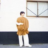AWA - bud dress / BEG