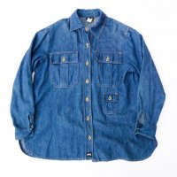 1970s Jag denim shirt