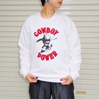 DMC - COWBOY POWER SWEATSHIRT