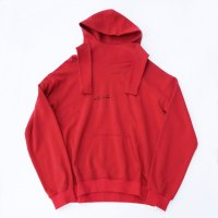 MUnited Kingdomai YUHEI - Embroidered Hoodie / RED