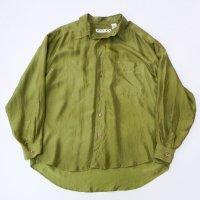 Silk L/S shirt / KHK