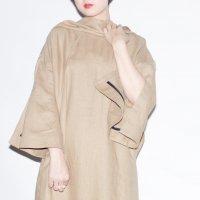 AWA - NIEB DRESS / BEG