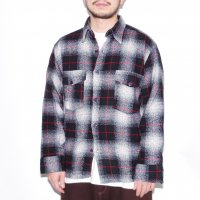 OMBRE CHECK COTTON SHIRT<img class='new_mark_img2' src='https://img.shop-pro.jp/img/new/icons10.gif' style='border:none;display:inline;margin:0px;padding:0px;width:auto;' />