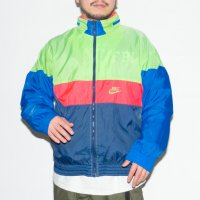 1990s NIKE MULTI COLOR TRACK JKT<img class='new_mark_img2' src='https://img.shop-pro.jp/img/new/icons10.gif' style='border:none;display:inline;margin:0px;padding:0px;width:auto;' />