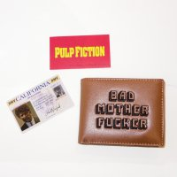 PULP FICTION ''BAD MOTHER FUCKER'' WALLET<img class='new_mark_img2' src='https://img.shop-pro.jp/img/new/icons10.gif' style='border:none;display:inline;margin:0px;padding:0px;width:auto;' />