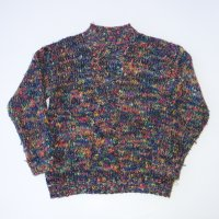 CABLE MIX KNIT