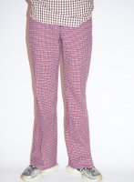 1970s WRANGLER HOUNDSTOOTH PATTERN FLARED PANTS<img class='new_mark_img2' src='https://img.shop-pro.jp/img/new/icons10.gif' style='border:none;display:inline;margin:0px;padding:0px;width:auto;' />