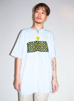 AREA LY - LARDER YAMA T-SHIRTS / L.BLU<img class='new_mark_img2' src='https://img.shop-pro.jp/img/new/icons10.gif' style='border:none;display:inline;margin:0px;padding:0px;width:auto;' />