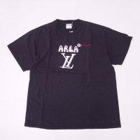 AREA LY - EMBROIDERED USED T-SHIRT 3.
