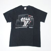 AREA LY - EMBROIDERED USED T-SHIRT 5.