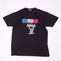 AREA LY - EMBROIDERED USED T-SHIRT 6.