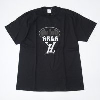 AREA LY - EMBROIDERED USED T-SHIRT 7.