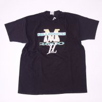 AREA LY - EMBROIDERED USED T-SHIRT 9.