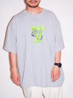 AREA LY - EMBROIDERED USED T-SHIRT 11.
