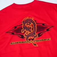 GUARDIANS OF PARADISE DRAGON T-SHIRT / RED<img class='new_mark_img2' src='https://img.shop-pro.jp/img/new/icons10.gif' style='border:none;display:inline;margin:0px;padding:0px;width:auto;' />