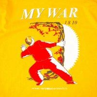 SPUT Performance - MY WAR L/S T-SHIRT / YELLOW