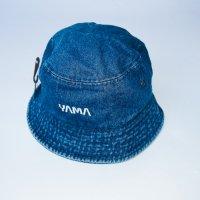 YAMASTORE SOUVENIR - YAMA BUCKET HAT / DENIM