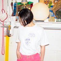 DMC - LOOKING FOR EXCITEMENT? T-SHIRT / WHT