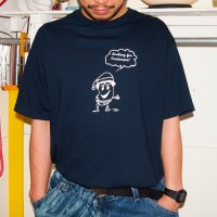 DMC - LOOKING FOR EXCITEMENT? T-SHIRT / NVY