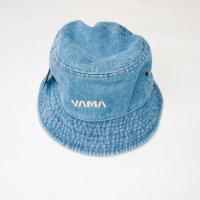 YAMASTORE SOUVENIR - YAMA BUCKET HAT / L.DENIM