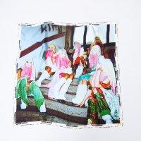 MUnited Kingdomai YUHEI - SILK SCARF #01
