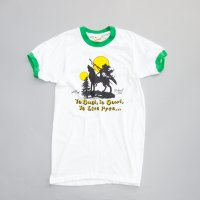 1980s RINGER T-SHIRT / GREEN<img class='new_mark_img2' src='https://img.shop-pro.jp/img/new/icons10.gif' style='border:none;display:inline;margin:0px;padding:0px;width:auto;' />