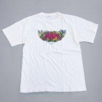 1980s FLOWER T-SHIRT