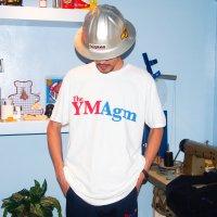 YAMAGMA - LOGO T-SHIRT