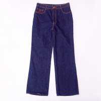 1980s JORDACHE HORSE EMBROIDERY DENIM PANTS<img class='new_mark_img2' src='https://img.shop-pro.jp/img/new/icons10.gif' style='border:none;display:inline;margin:0px;padding:0px;width:auto;' />