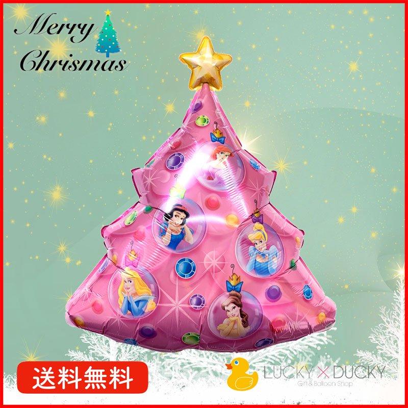 ディズニープリンセスクリスマスツリー