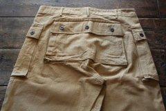COLIMBO ORIGINAL TRENCH DIGGER PANTS