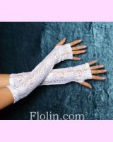 <img class='new_mark_img1' src='//img.shop-pro.jp/img/new/icons24.gif' style='border:none;display:inline;margin:0px;padding:0px;width:auto;' /><70%OFF>【Magical doll PREMIUM】Lace Glove Charlotte White (マジカルドールプレミアム レースグローブ シャーロットホワイト)