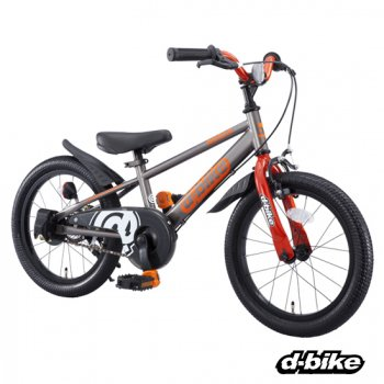 D-Bike Master / ディーバイクマスター(16インチ/Silver)
