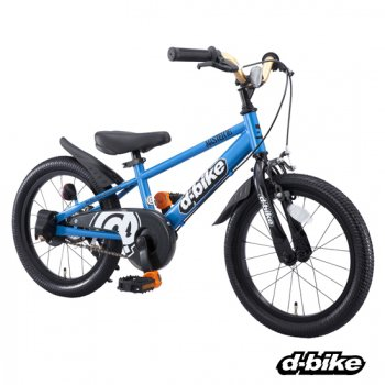 D-Bike Master / ディーバイクマスター(16インチ/Cyan)