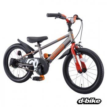 D-Bike Master / ディーバイクマスター(18インチ/Silver)