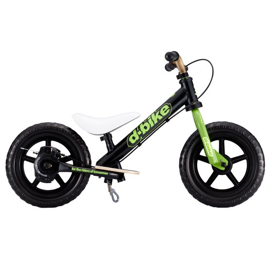 D-Bike KIX / ディーバイクキックス (ブラック)