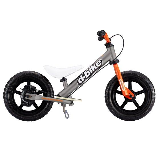 D-Bike KIX / ディーバイクキックス (シルバー)