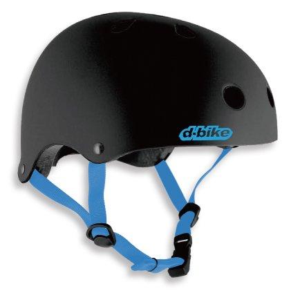 D-Bike キッズヘルメットS / ブラック