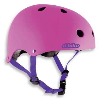 D-Bike キッズヘルメットS / ピンク
