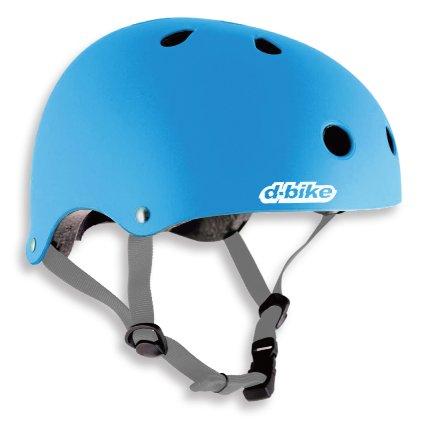 D-Bike キッズヘルメットS / シアン