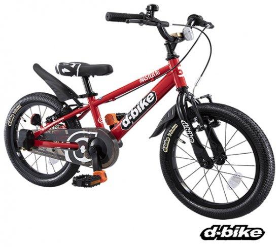 D-Bike Master / ディーバイクマスター(18インチ/Red)